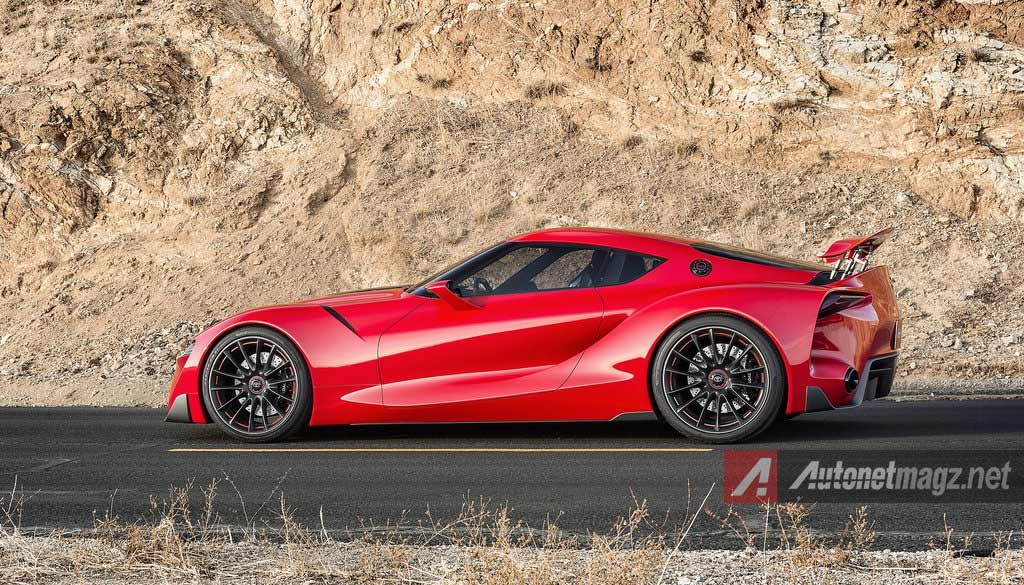 Toyota-FT-1-Concept-Side