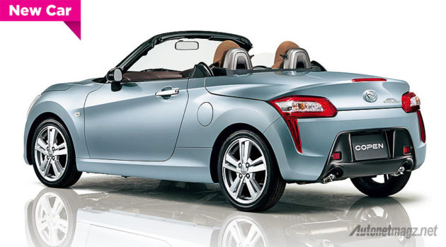 2014 New Daihatsu Copen
