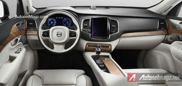 2016-Volvo-XC90-Cabin-Interior-White