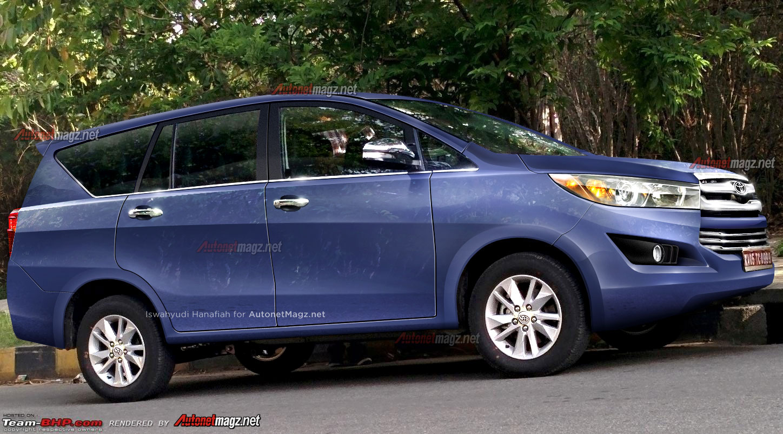 All New Toyota Innova 2016