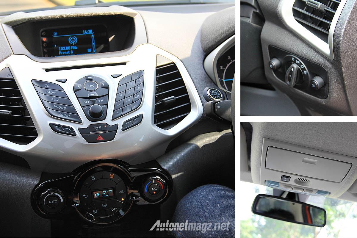 Review Ford Ecosport  L Tipe Titanium Oleh Autonetmagz With Video