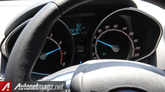 Ford Fiesta Ecoboost 1st gear