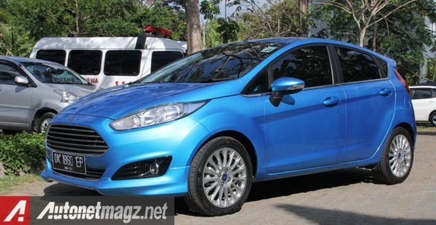 Ford Fiesta Ecoboost Indonesia Wallpaper