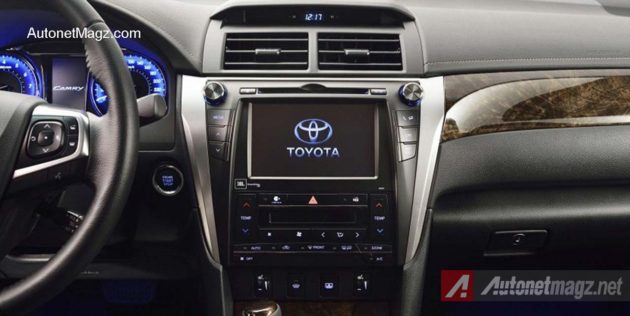 Head-Unit-Toyota-Camry-Facelift-2015