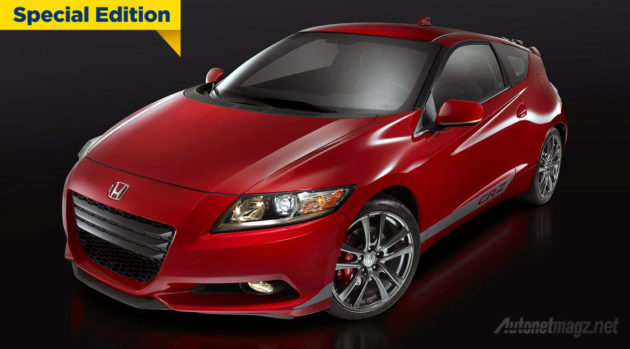 Honda CR-Z modifikasi dengan tambahan Supercharger