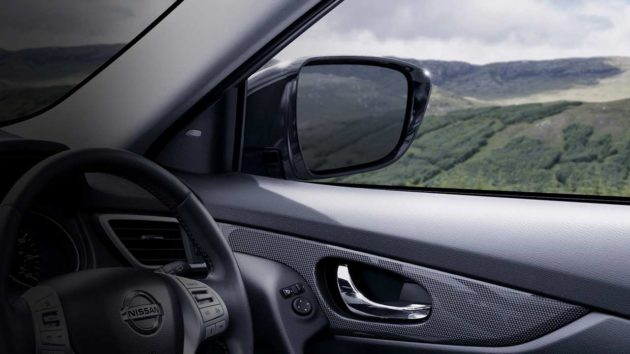 Nissan-X-Trail-Blind-Spot