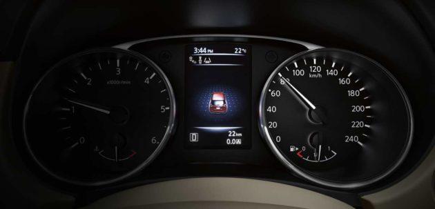 Nissan-X-Trail-Speedometer