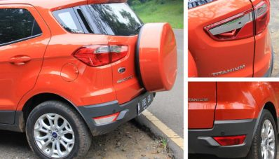 Review Ford Ecosport  L Tipe Titanium Oleh Autonetmagz With Video
