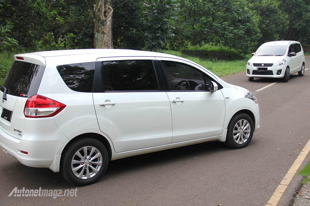 Review Suzuki Ertiga spesifikasi harga dan kelebihan