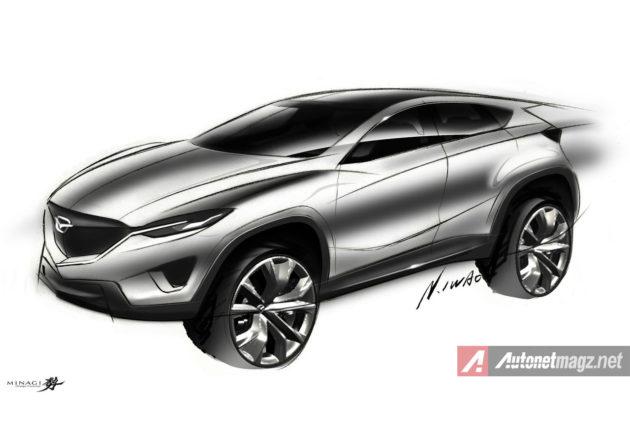 Sketsa-Mazda-Minagi