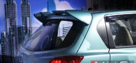 Datsun GO versi pendek hatchback
