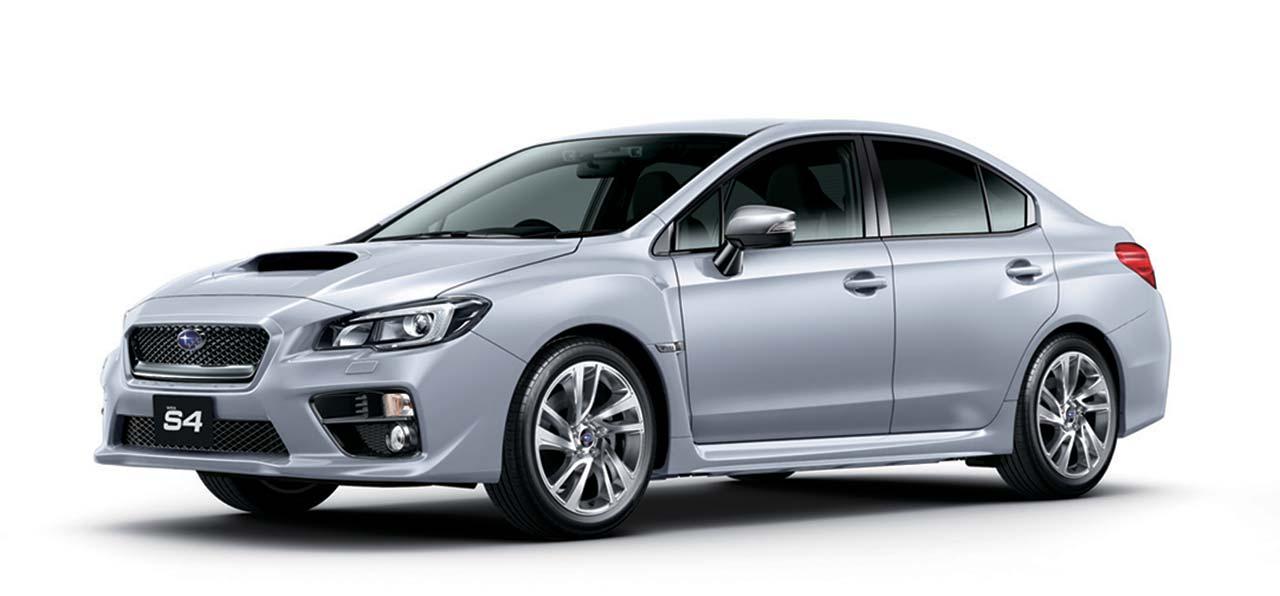 Subaru-WRX-White