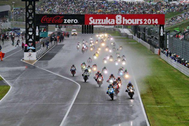 Suzuka 8-Hour Endurance Road Race 2014 pembalap indonesia meraih prestasi