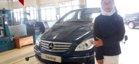 Wisuda Lulusan Siswa Automotive Mechatronic Training Mercedes-Benz Indonesia Angkatan 36