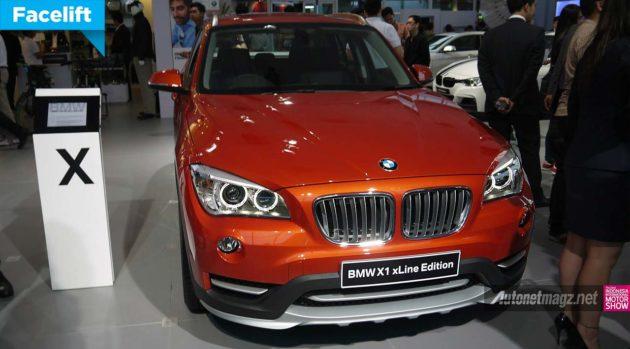 2015 BMW X1 di IIMS 2014