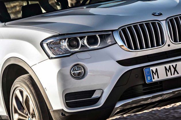 2015 BMW X3 Detailing