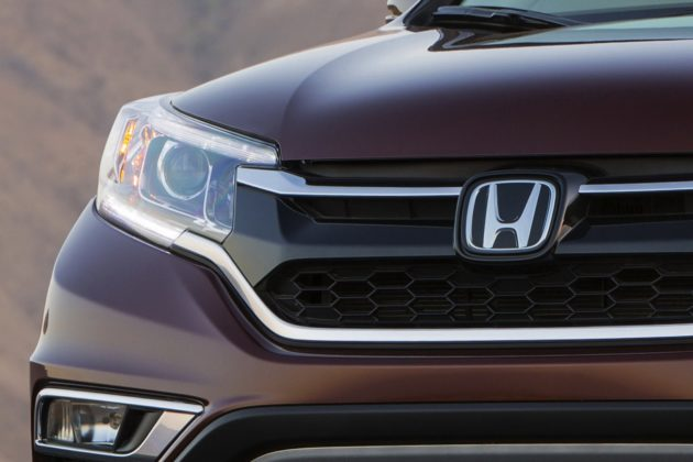 2015 Honda CR-V Facelift Indonesia