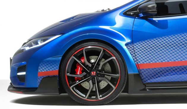 2015 Honda Civic Type R Sport Rims