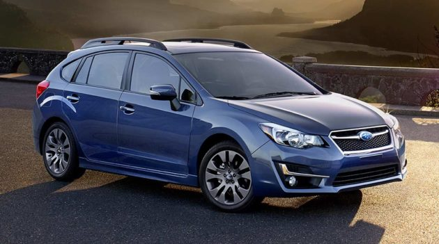 2015 Subaru XV Facelift Indonesia