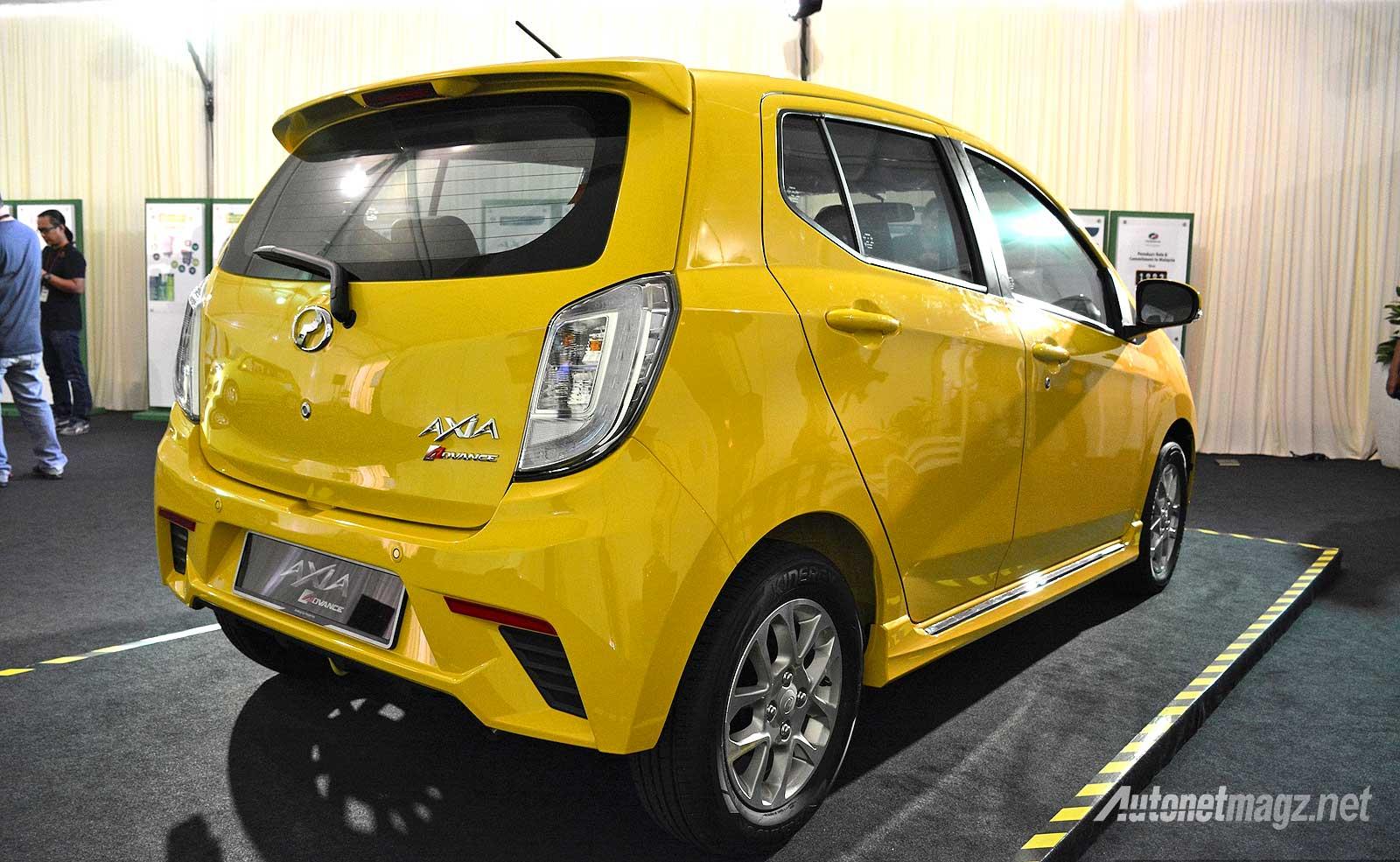 Modifikasi Mobil Agya Warna Hitam Untuk Gambar Modifikasi Mobil