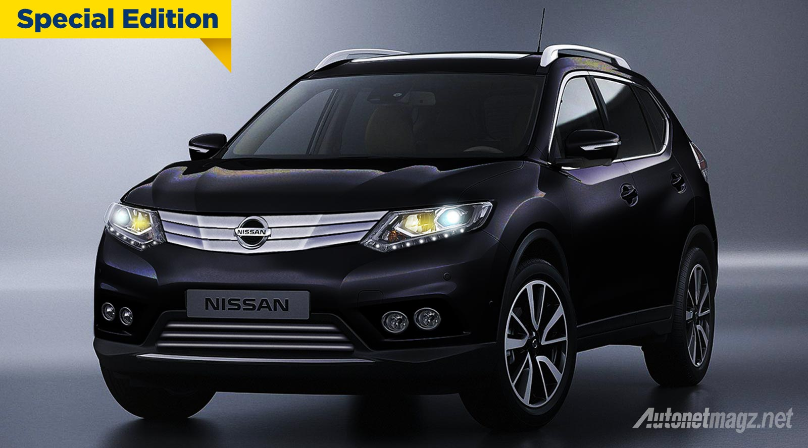 nissan x trail autech 2015 akan jadi varian termahal autonetmagz. Black Bedroom Furniture Sets. Home Design Ideas