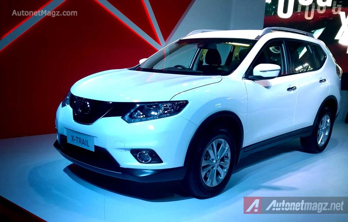 Review Nissan X Trail 2014 Indonesia AutonetMagz