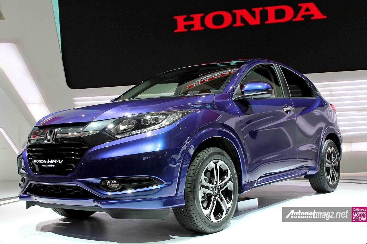Harga Honda HR-V Vezel Indonesia 2015 | AutonetMagz ...