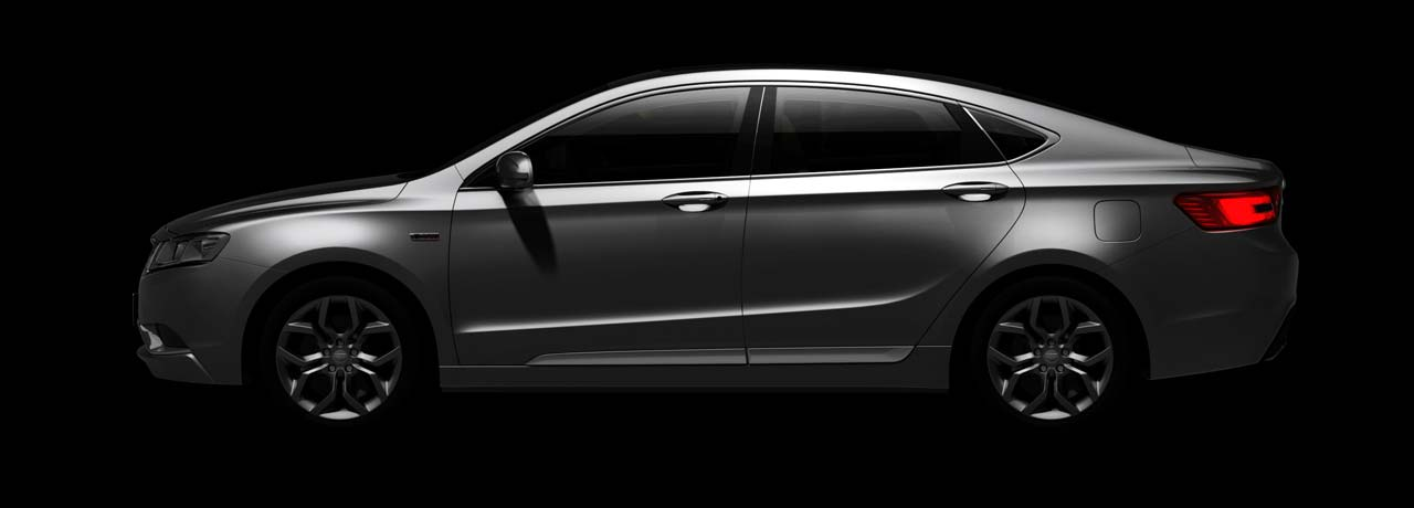 Berita, Harga Mobil Geely: Geely GC9 : Mobil Geely Pertama Buatan Volvo