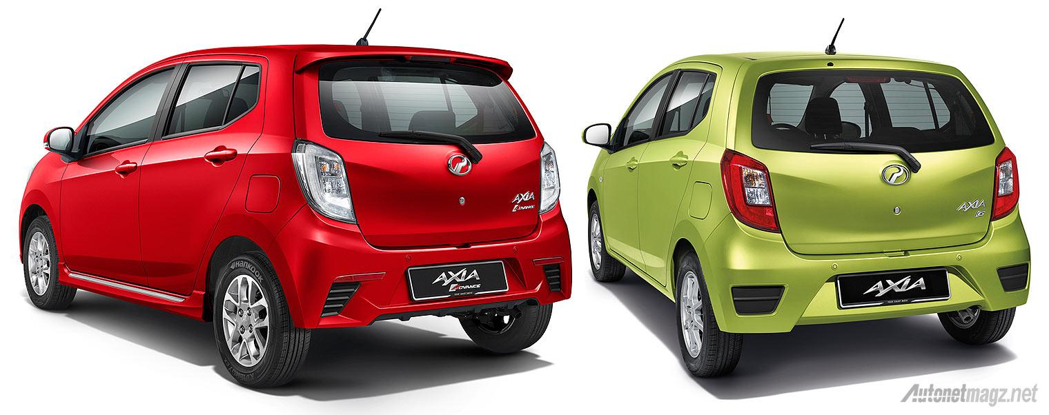 Mobil Baru, Harga Perodua Axia price: Wow, Perodua Axia Hadir di Malaysia dan Sangat Kaya Fitur
