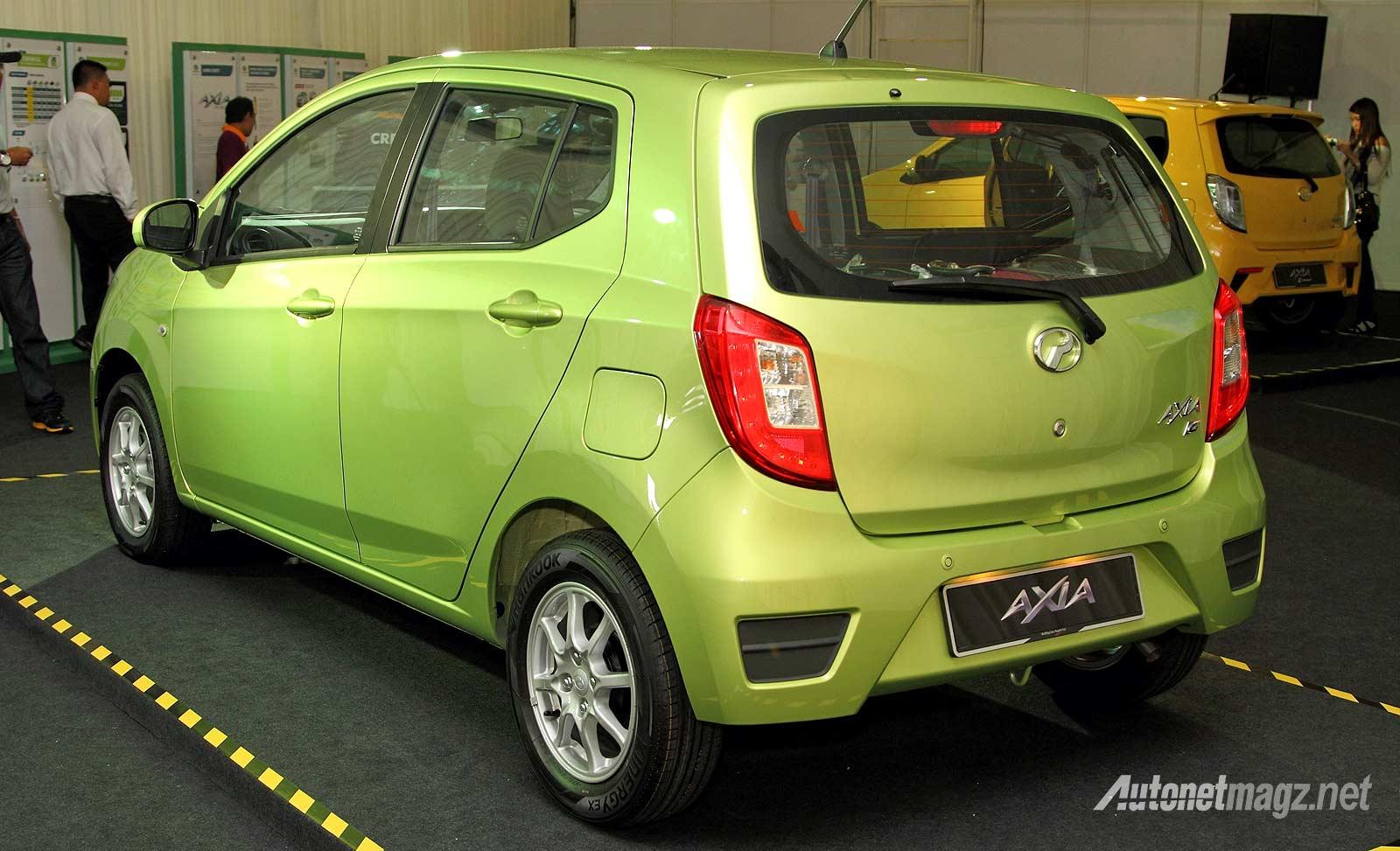 Harga Perodua Axia Si Kembar Daihatsu Ayla Dan Toyota Agya