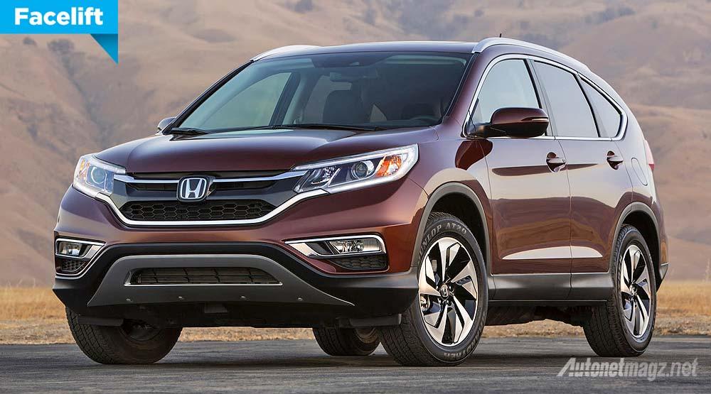Honda CR-V baru tahun 2015