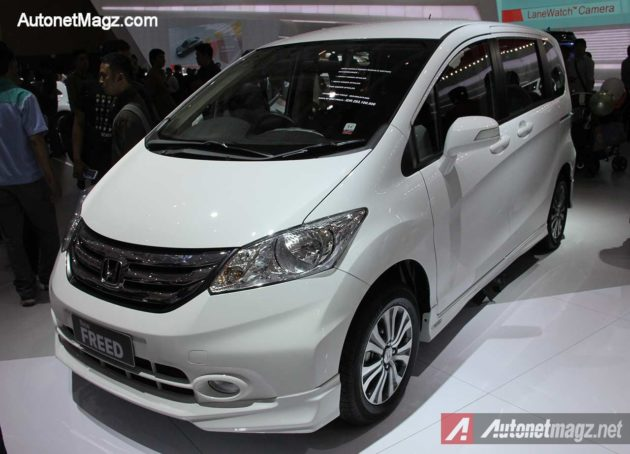 Kelebihan-Honda-Freed-Facelift-2014