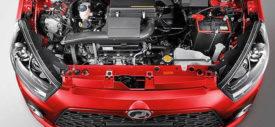 Kembaran Daihatsu Ayla dari Malaysia Perodua Axia tipe tertinggi Advance