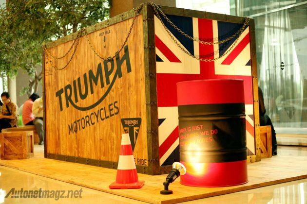 Kontainer-Triumph