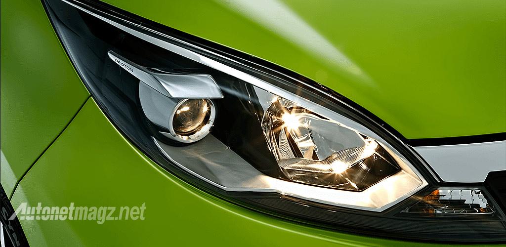 Lampu Projector mobil city car Proton Iriz