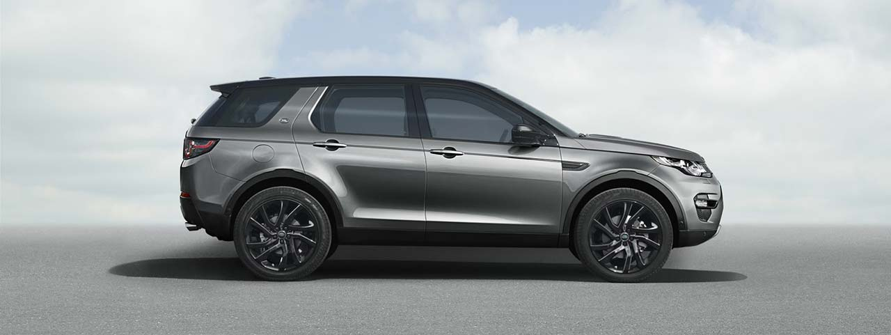 Land Rover Discovery Sport Gallery Image