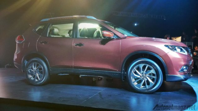 Launching-Nissan-X-Trail