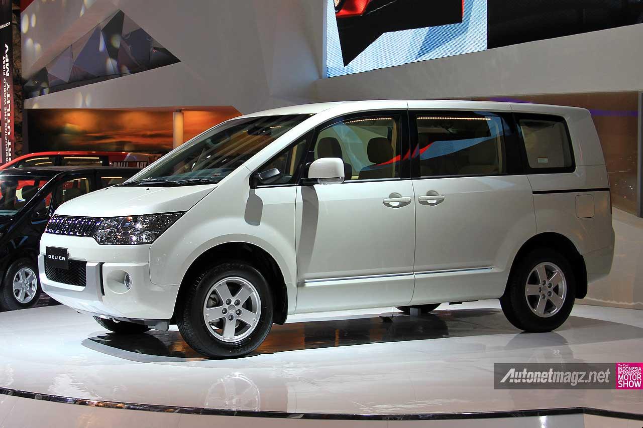 Harga Mitsubishi Delica Indonesia 409 Juta Rupiah