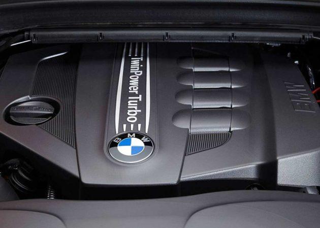 Mesin BMW X1 2015 engine
