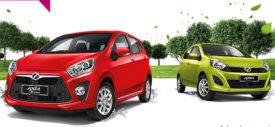Harga Perodua Axia price