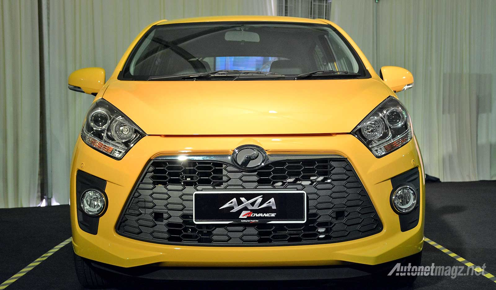 First Impression Review Perodua Axia Kembaran Agya Ayla Di Malaysia