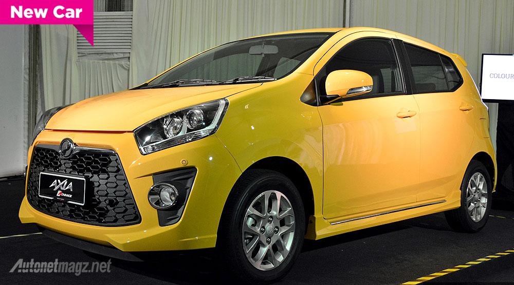 Perodua Axia review