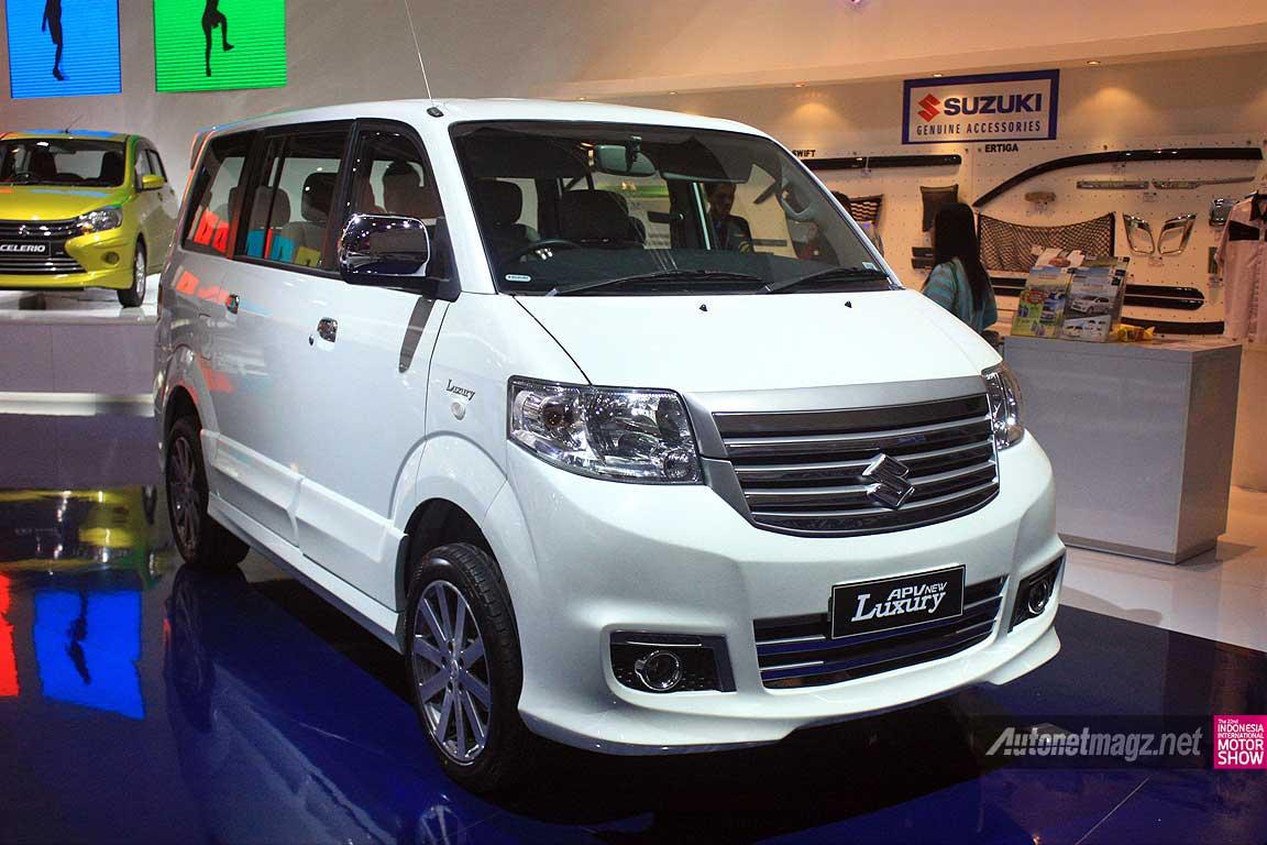 Suzuki Apv Gl Review | 2017 - 2018 Best Cars Reviews
