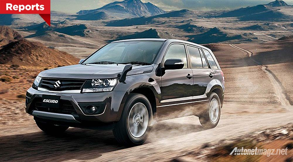 Suzuki Grand Vitara 2015 discontinued