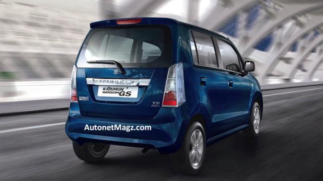 Suzuki-Karimun-Wagon-GS-Rear