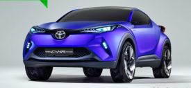 Toyota C-HR 2015