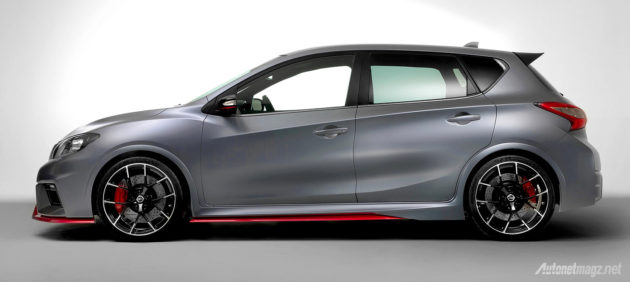 2015 Nissan Pulsar Nismo hot hatch
