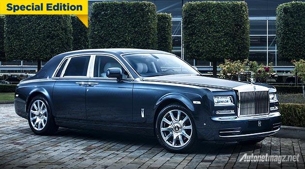2015 Rolls-Royce Phantom Metropolitan collectibles item car
