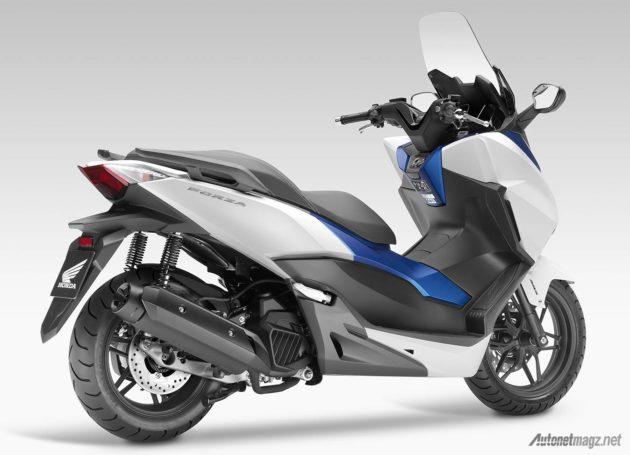 Honda Forza 125, Cocok Juga Dijual di Indonesia! [Galeri Foto]