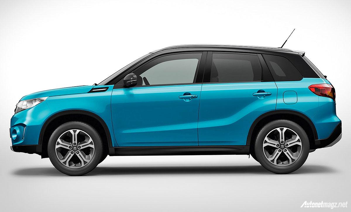 Fitur Suzuki Vitara baru model tahun 2015